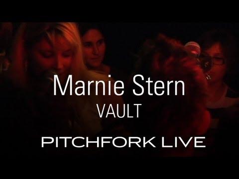 Marnie Stern - Vault - Pitchfork Live