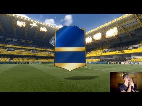 FIFA 17 CZ | UT | 500K PACK OPENING! TOTS + IF & 4x WALKOUT