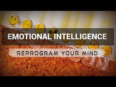 Emotional Intelligence affirmations mp3 music audio - Law of attraction - Hypnosis - Subliminal