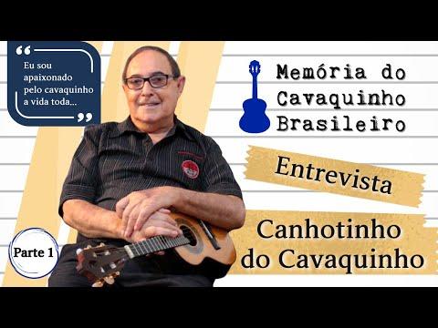 Entrevista com Canhotinho do Cavaquinho - Parte 1