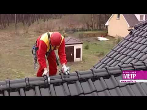 Как защитить загородный дом от молнии