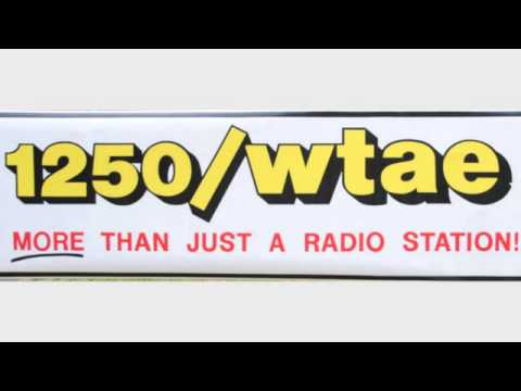 WTAE 1250 Pittsburgh - ARI Sounds Familiar Jingle Package - 1970