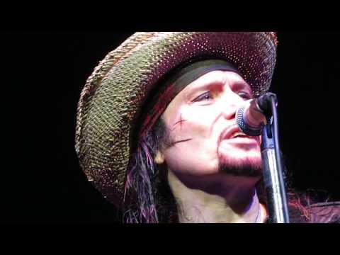 Adam Ant, Nottingham Royal Concert Hall, Sun 28 May 17