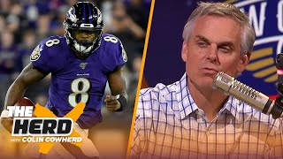 Colin Cowherd decides who in sports he would give a 12-year contract to | THE HERD