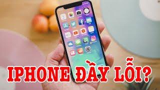 iPhone LỖI ĐẦY RA ĐẤY, nhưng kỳ lạ nhiều người vẫn chấp nhận