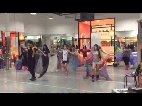 MV Dance w Kru Nonn: Dhoom Dhoom, Tata Young