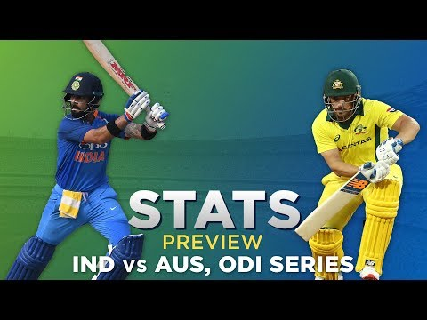 India V Australia, ODI Series: Stats Preview