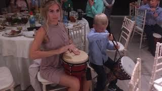 Настена свадьба в Коломенском