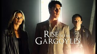 Rise of the Gargoyles (ScFi, Horrorfilm in voller Länge, ganzer Film auf Deutsch)