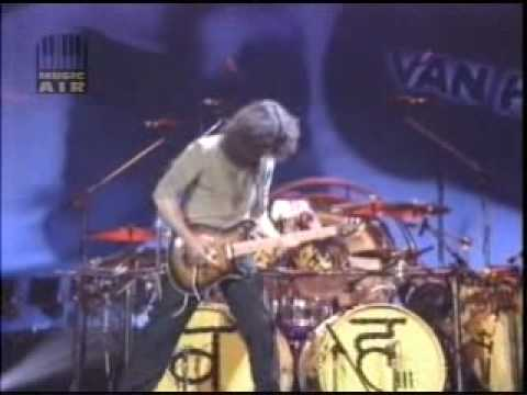 Eddie Van Halen Vh Mean Street Youtube