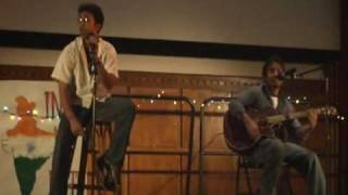 UMASS ISA India Nite 2009 - Lucky Ali songs medley by Shailesh and Bhushan Part 2