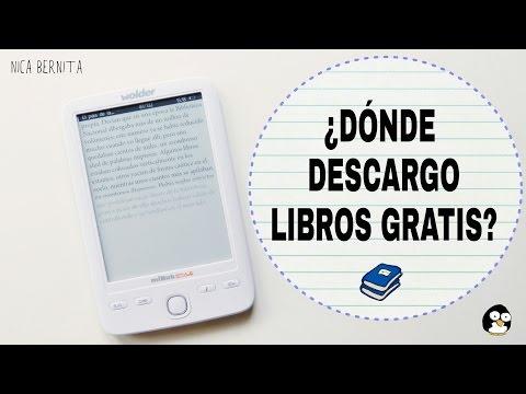 DESCARGAR LIBROS GRATIS Y De Forma Legal. Apps Y Webs De Ebooks Gratis