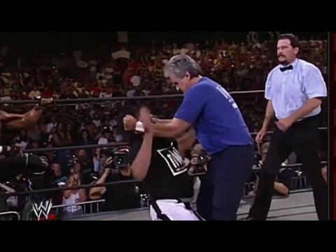 Jay Leno & Diamond Dallas Page vs. Hulk Hogan & Eric Bischoff: Road Wild 1998