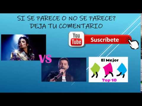 Michael Jackson The Voice Romania vs Michael Jackson vs La voz Rumania