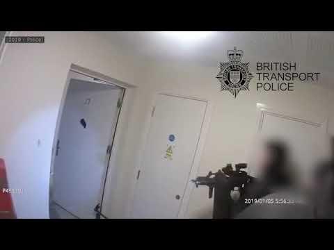 Arrest of Darren Pencille and girlfriend Chelsea Mitchell