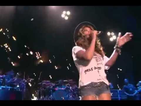 Beyoncé ft. Jay - Z - Young Forever live in Coachella.flv