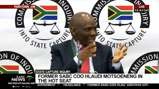 State Capture Inquiry | Hlaudi Motsoeneng in the hot seat