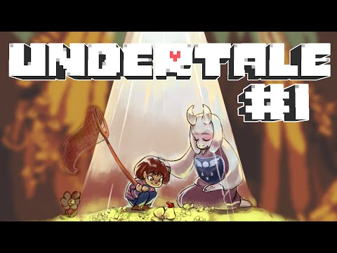HIP WIGGLES FOR DAYS | Undertale #1