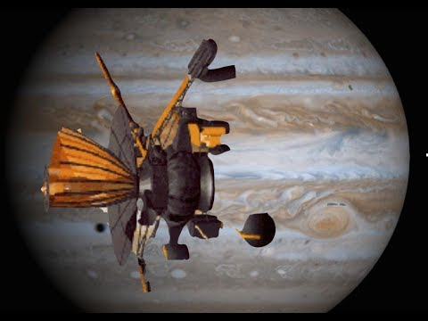 NASA's Galileo Mission to Jupiter - YouTube