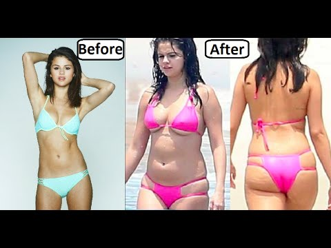 Why Did Selena Gomez Gain Weight?! EXPLAINED - YouTube