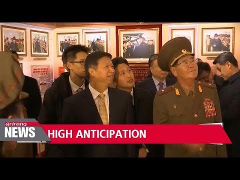 All eyes on possible meeting between N. Korean leader, special Chinese envoy