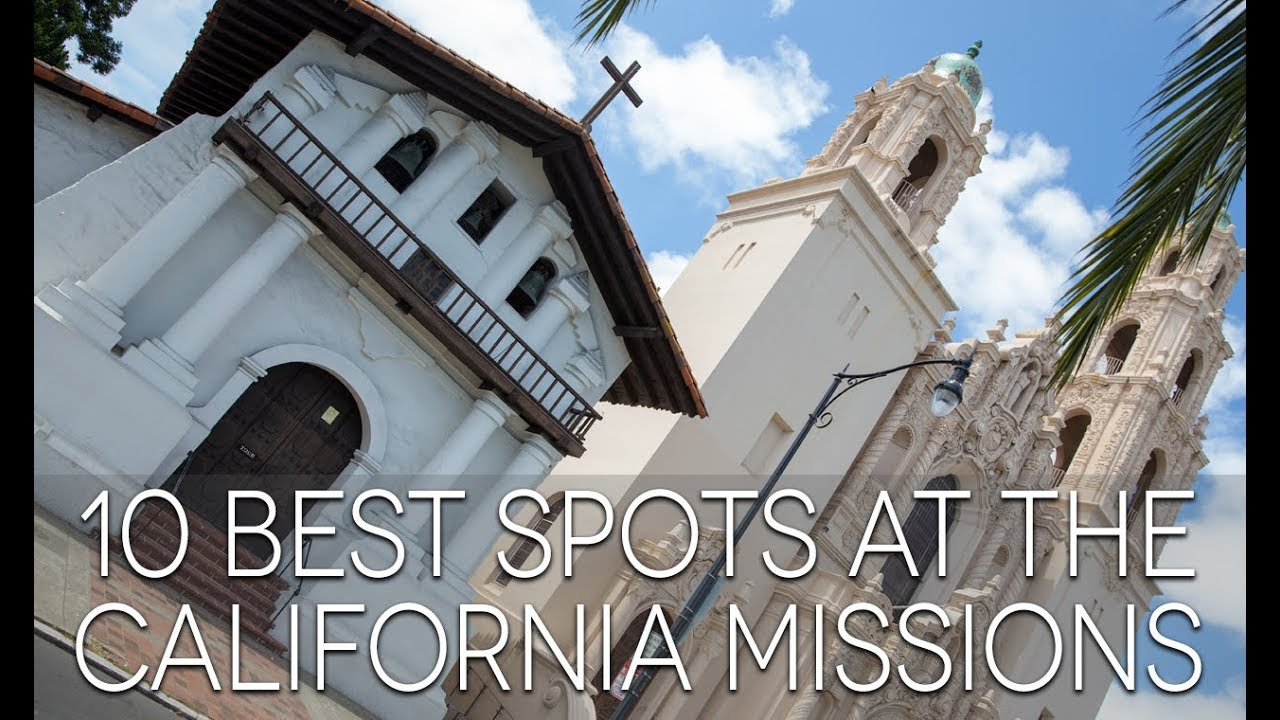 Map Of California Missions Locations.California Missions How To Visit All 21 Road Trip Along El Camino