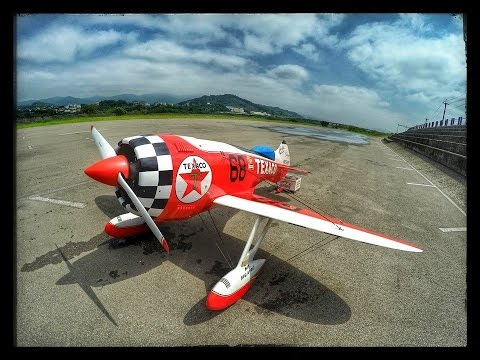 Gee Bee R3 Big radial engine Moki 400