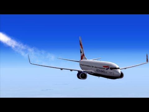 O. R. Tambo INTL to East London - Boeing 737-800 Comair