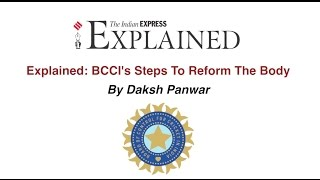 Explained: BCCI's Steps To Reform The Body