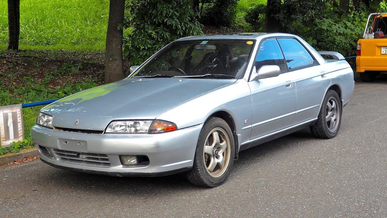 1992 Nissan Skyline R32 4-Door GTS-T Type M (USA Import) Japan ...