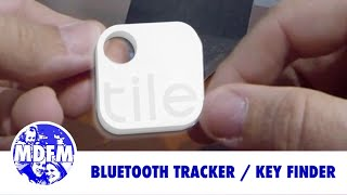 TILE - Bluetooth Key Finder - Lost and Found