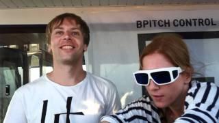 Ellen Allien & Kiki@ Xclusive Boat 2011