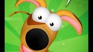 Моя говорящая собака - Кормим и купаем. Игра - My Tilking Dog - Android GamePlay