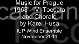 Music for Prague 1968 - Toccata and Chorale