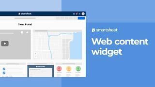 Web Content Widget for Dashboards & Portals