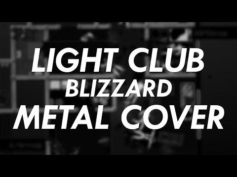 Light Club - Blizzard Metal Cover (Hotline Miami Goes Metal)