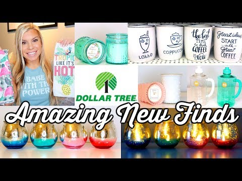 DOLLAR TREE HAUL | AMAZING NEW FINDS | MARCH 2019