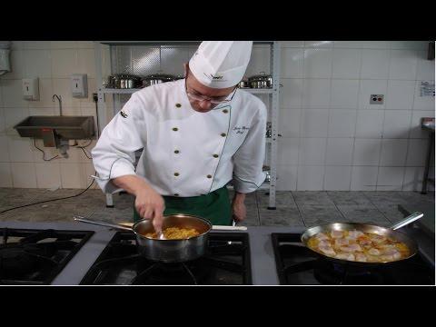 Curso de Cozinha Internacional - Parte 1