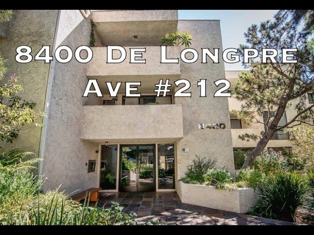 8400 De Longpre Ave #212, West Hollywood, CA 90069