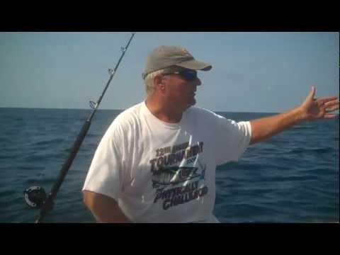 Fishing the Offshore Shrimping Fleet- Capt. Joe Kent 8/26/11