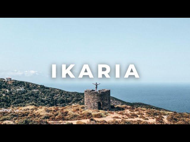 Ikaria, Greece 4K | Cinematic Travel Video | Mavic Air 2 Drone | Roman Palii