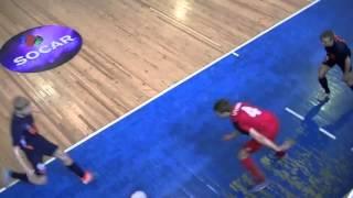 Обзор матча | Uni-Laman 4:3  Delivery | Матч за 3-е место