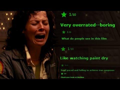 ALIEN: 1-Star User Reviews From IMDb