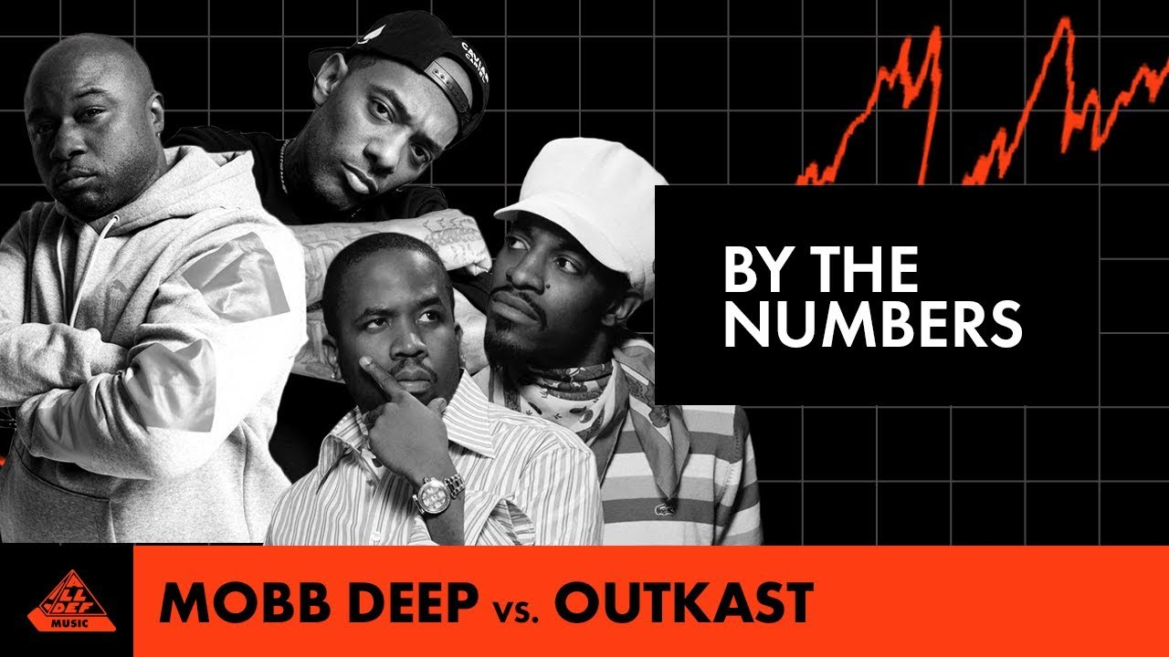 Outkast Vs Mobb Deep By The Numbers All Def Music Youtube