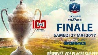 Coupe de France : la billetterie de la finale
