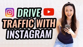 Drive MORE TRAFFIC to Youtube with INSTAGRAM! 🤳