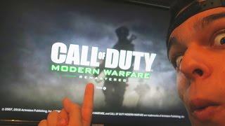 El MOMENTO QUE MÁS HE ESPERADO!! Call Of Duty 4 Remastered - AlphaSniper97