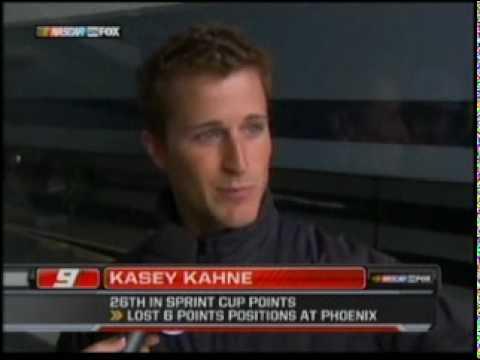 Kasey Kahne Interview Texas 2010.mpg