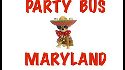 Party Bus Rental in Maryland - Baltimore, Columbia, Germantown, Silver Spring, Waldorf