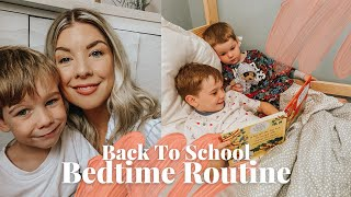 Back To School Evening Routine | Kate Murnane AD